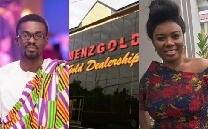 Menzgold scam from day one Bridget Otoo