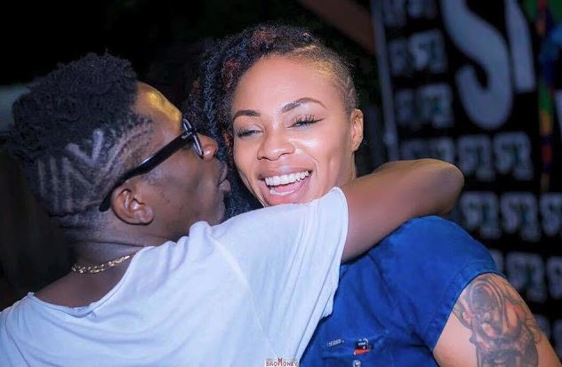 Michy denies reports of reuniting with Shatta Wale
