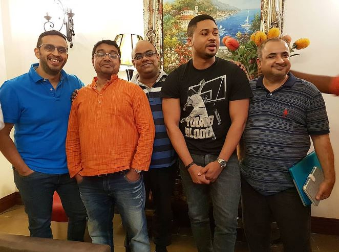 Mike Godson signs deal with Bollywood | Airnewsonline