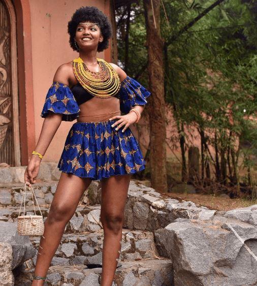 Miss Congo Dorcas Kasinde | Airnewsonline