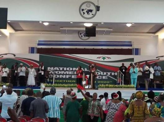 Mobile money and Dollar vote-buying hits NDC Youth Congress