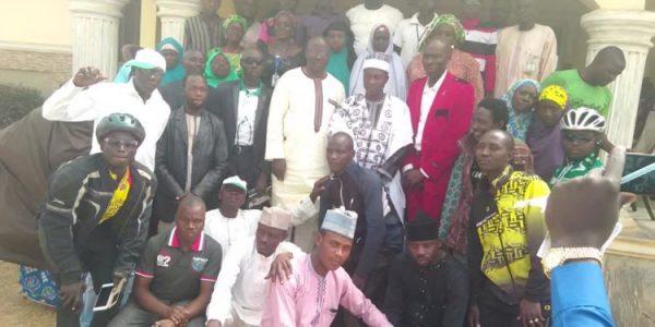 Muslims celebrate Christmas at pastors house