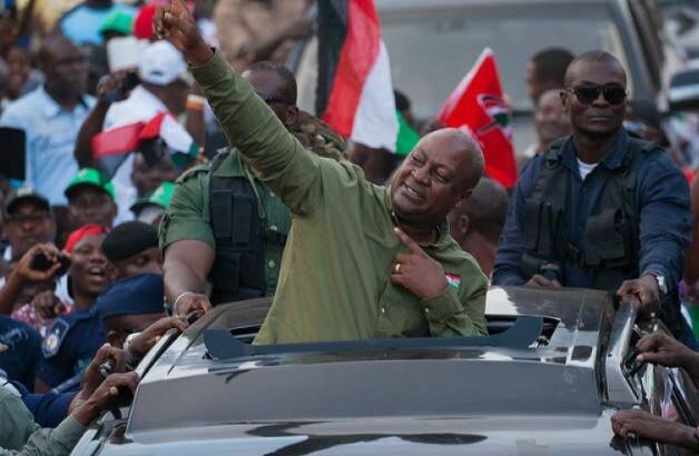 My corruption better than akufo-addo John mahama