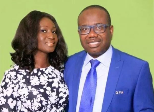 My husband paid 100000 to stop screening of Anas video Christine-Marie Nyantakyi