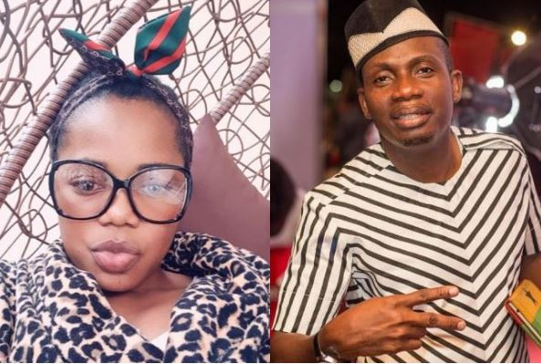 MzbeL replies Counselor Lutterodt for calling her jobless woman