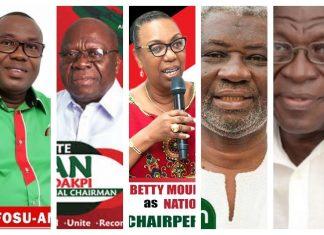 NDC National Chairman Race