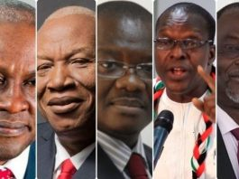 NDC Polls balloting order Presidential aspirants | Airnewsonline