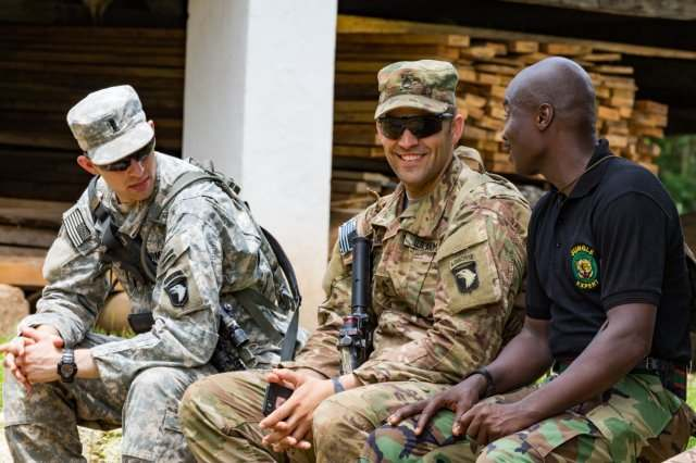 NDC US military deal