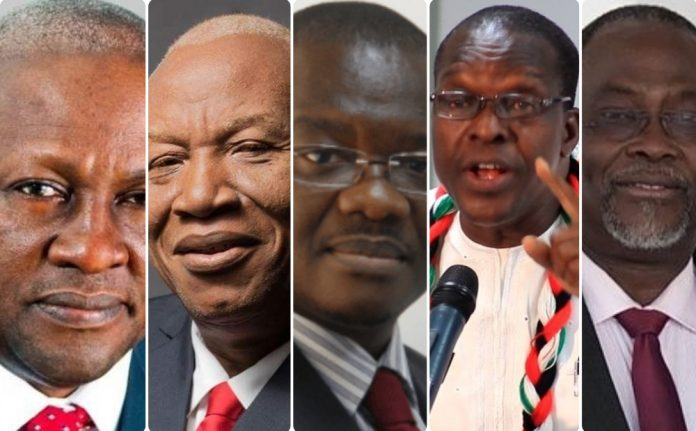 NDC reduce filing fee for presidential candidates