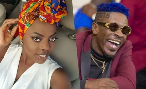 Nana aba reacts to reign album