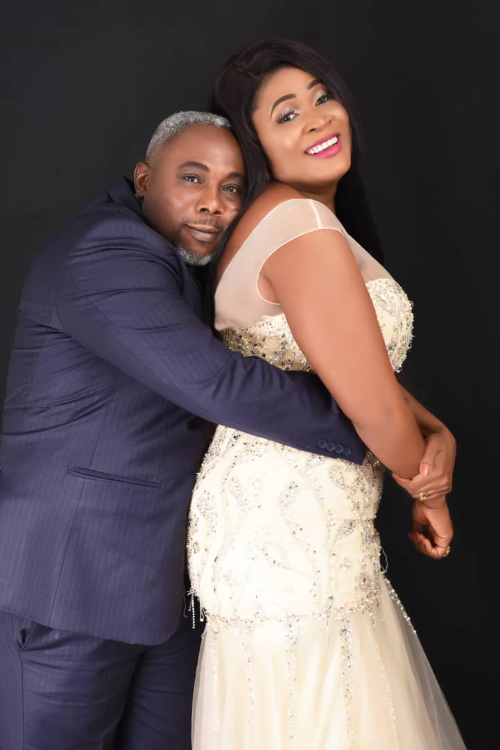 Nayas1 marries Apostle John Prah