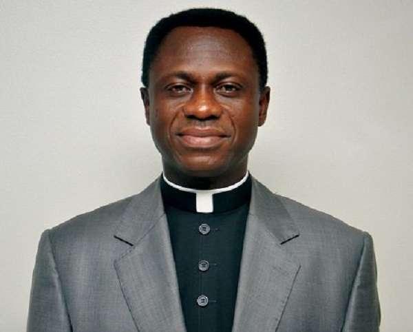 Newly elected Chairman of the Church of Pentecost Apostle Eric Nyamekye