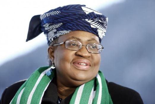 Ngozi Okonjo-Iweala commends akuffo-addo on double-track shs
