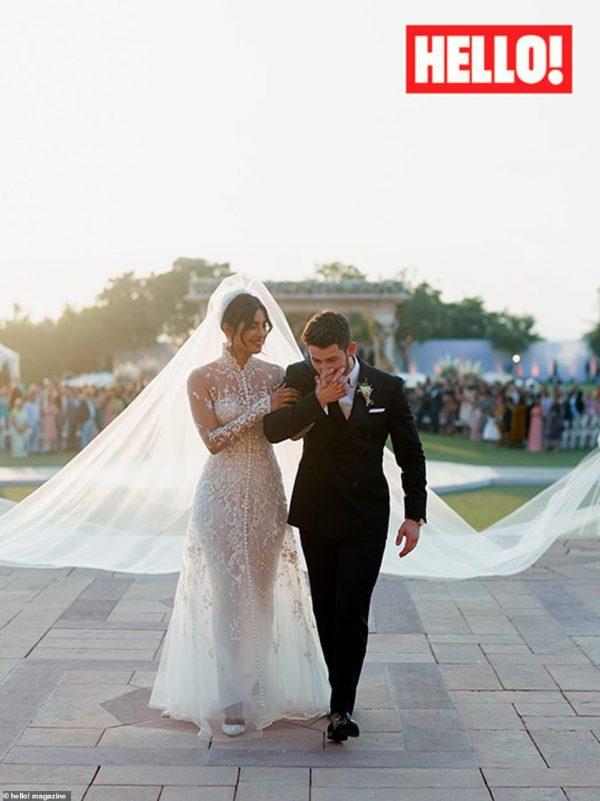 Nick Priyanka wedding photos | Airnewsonline
