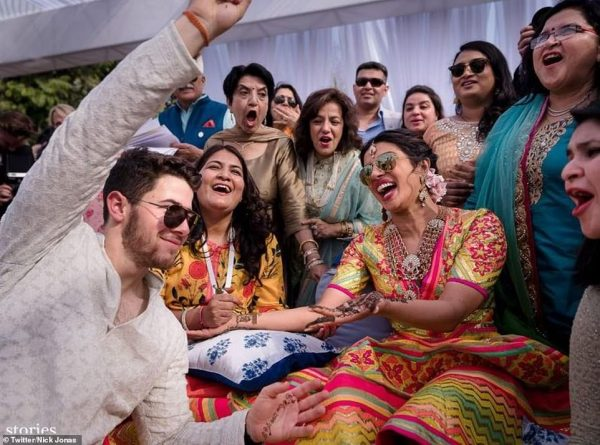 Nick and Priyanka wedding photos | Airnewsonline