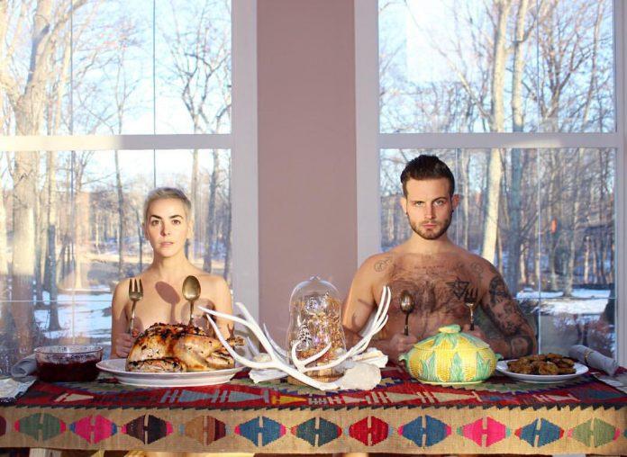 Nico Tortorella and Bethany Meyers pose nude | Airnewsonline