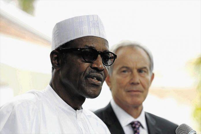 Nigeria President Buhari