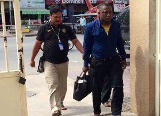 Nigerian man arrested in Cambodia