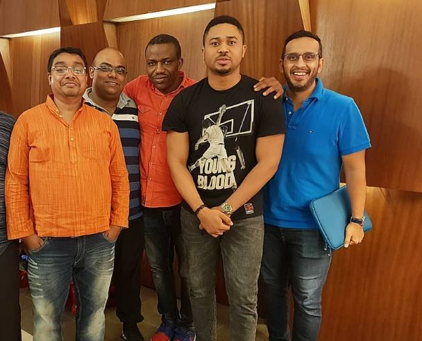 Nollywood actor Mike Godson signs deal with Bollywood | Airnewsonline
