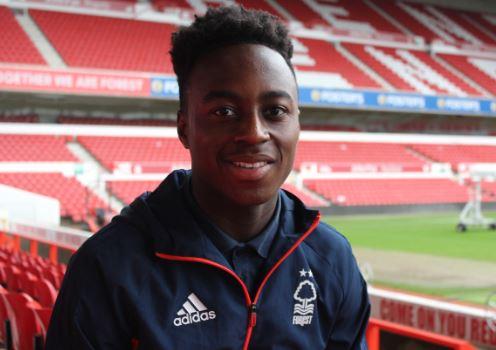Nottingham Forest manager Aitor Karanka praises Arvin Appiah