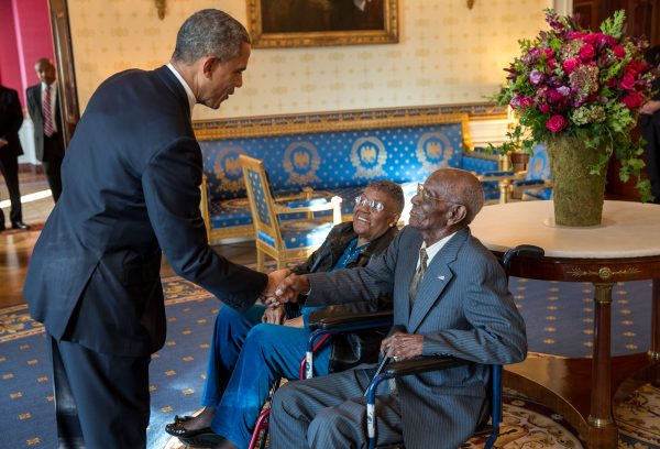 Oldest man in the United States Richard Overton dies
