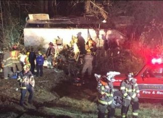 One dead and 40 others injured in Arkansas