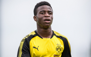 Young African Players in 2018