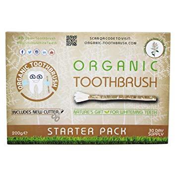Organic toothbrush chewing stick | Airnewsonline