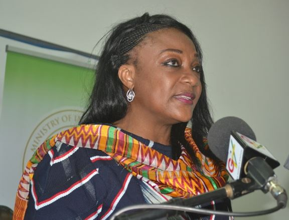 Otiko Afisa Djaba quits politics