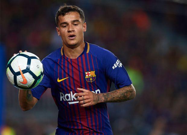 PSG offer 270M for coutinho