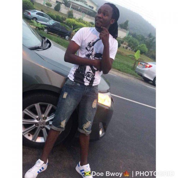 Pablo Doe Bwoy sakawa boy