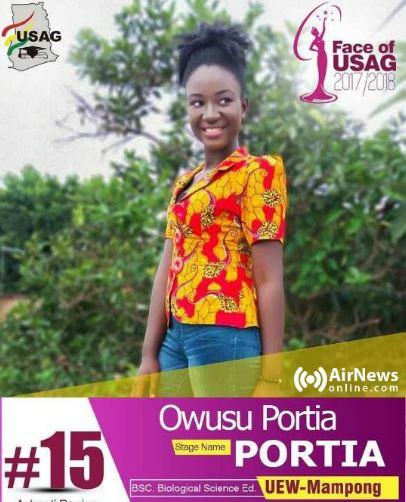 Portia Owusu