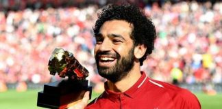 Premier League Golden Boot Salah