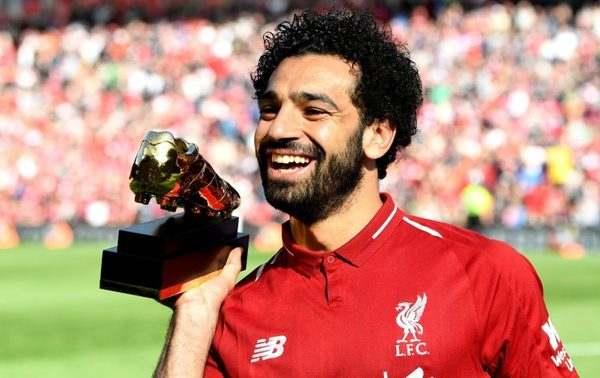 Premier League Golden Boot Salah