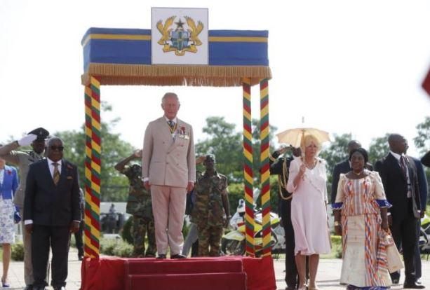 Prince Charles in ghana | Airnewsonline