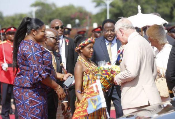 Prince Charles visits ghana airnewsonline