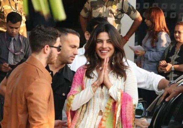 Priyanka Chopra and Nick Jonas wedding guests | Airnewsonline