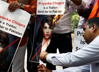 Priyanka chopra quantico star
