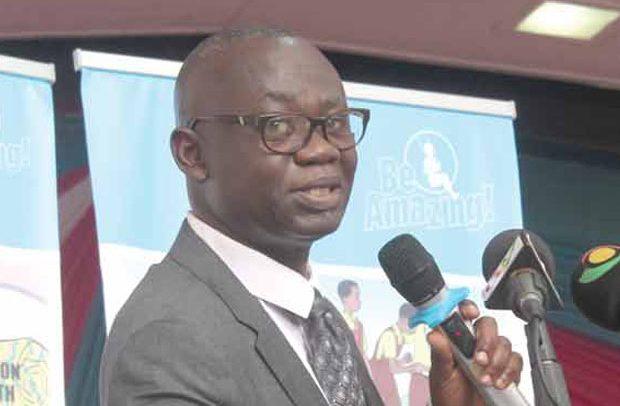 Professor Kwasi Opoku Amankwa GES DG