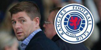 Rangers appoint steven gerrard