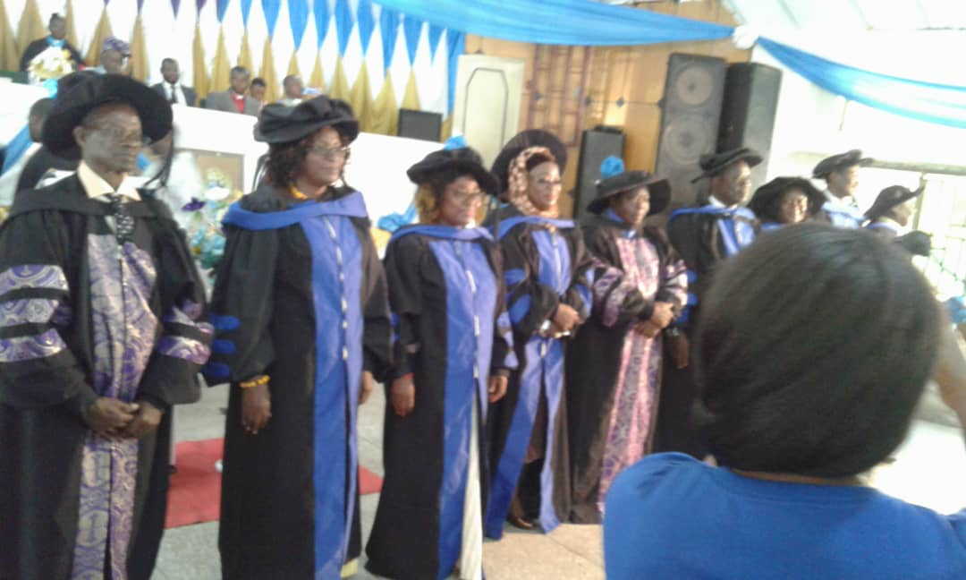 Riches Bible College and Clergy Council World Wide honours eminent persons