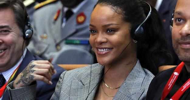 Rihanna appointed ambassador in Barbados