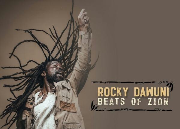 Rocky Dawuni Beats of Zion airnewsonline