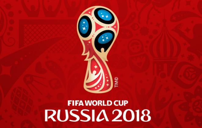 Russia 2018 FIFA World Cup Fixtures