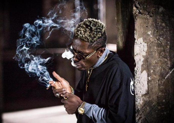 SM fans disappointed Shatta Wale