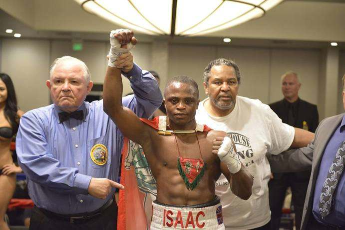 SWAG Sports Personality of the Year Isaac Dogboe