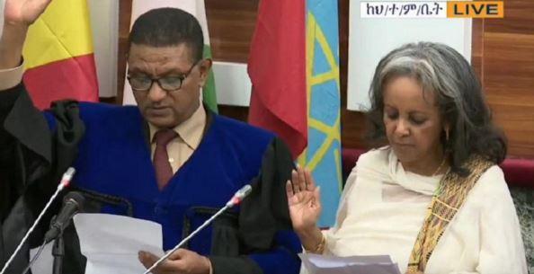 Sahle-Work Zewde named Ethiopia's first female president