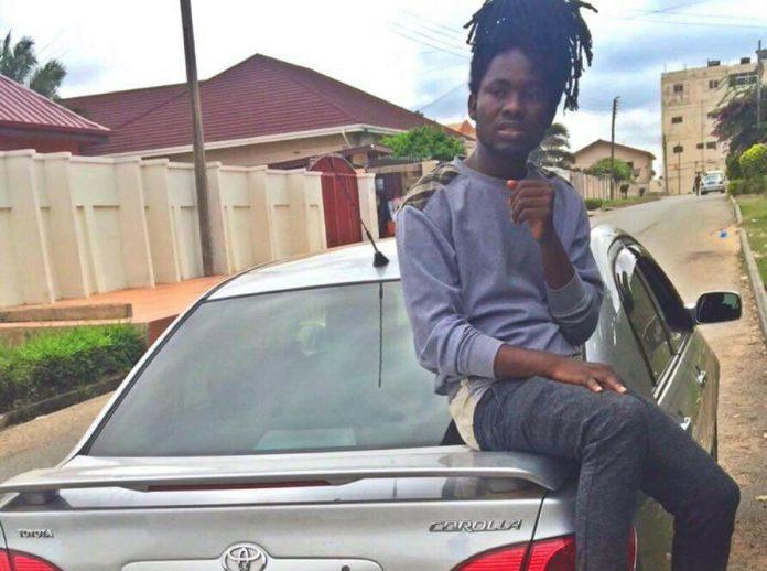 Sakawa boy Pablo Doe Bwoy dead