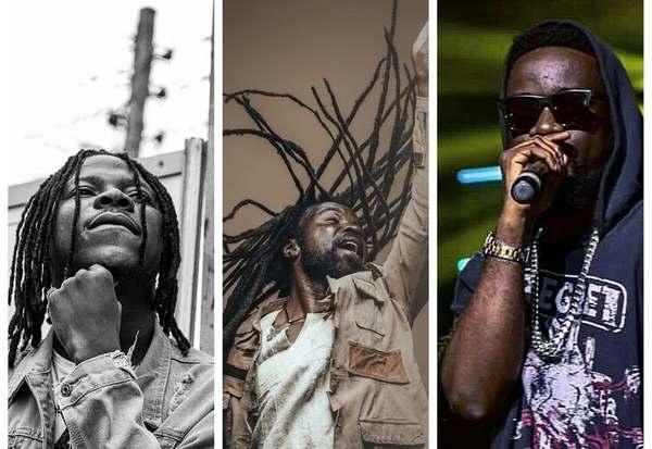 Sarkodie Stonebwoy featured on beats of zion | Airnewsonline