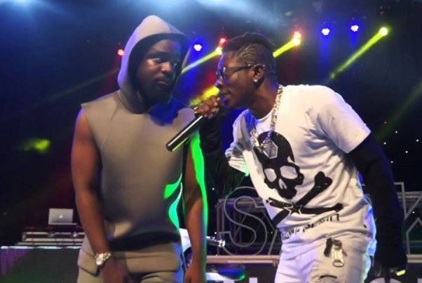 Sarkodie is my 'small boy' when it comes to music Shatta Wale